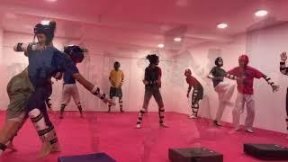 USA Taekwondo Training