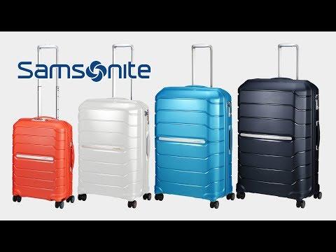 Samsonite - Flux 4-Rollen-Trolley   koffer-direkt.de
