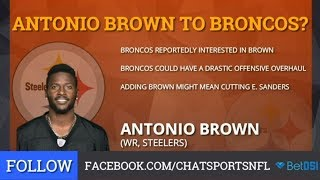Antonio Brown Trade Rumors: Will Brown Be Traded To Broncos Or 49ers? - NFL Rumors & News
