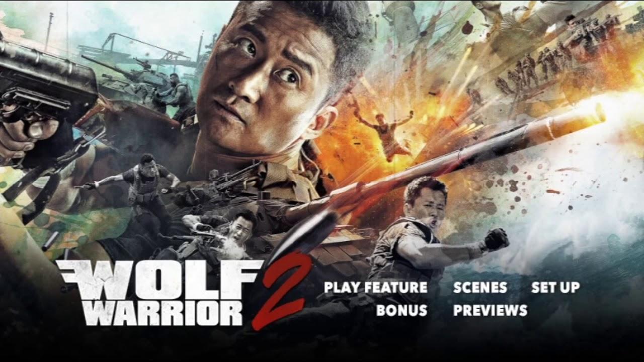 Wolf Warrior 2 2017 Dvd Menu Youtube