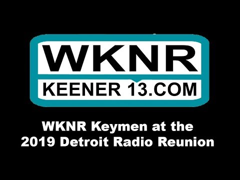 WKNR Keymen at the 2019 Detroit Radio Reunion