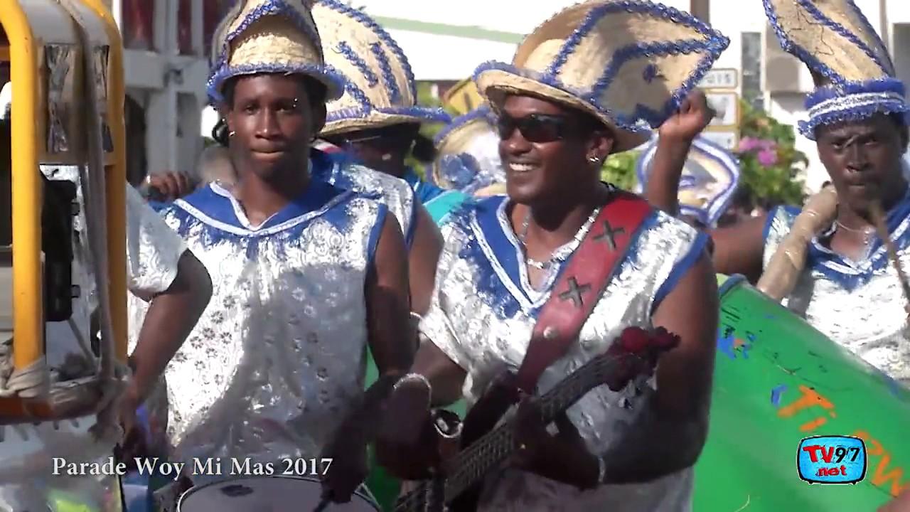 Carnaval marie galante woy mi mass 2017 en hd youtube - Office tourisme marie galante ...