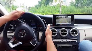 Trải Nghiệm Nhanh Mercedes Benz C200 2018