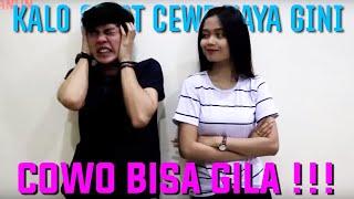 CEWEK BEGINI BIKIN COWOK GILA !! | BANUNUNAB MP3