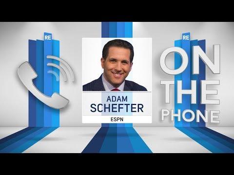 ESPN's Adam Schefter Talks NFL Holdouts, Wentz & More w/Rich Eisen   Full Interview   7/25/18