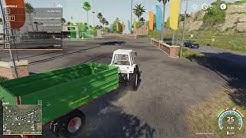 Farming Simulator 19 - Osa 1 - Aloitellaan maatila