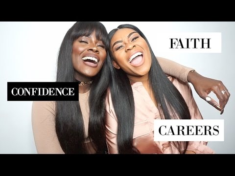 'FAITH, CONFIDENCE & CAREERS' WITH BREENY LEE | NISSYTEE