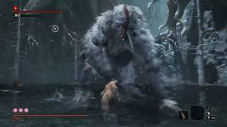 隻狼 : 獅猿 (困難無傷) / Sekiro : Guardian Ape (Hard No Damage)