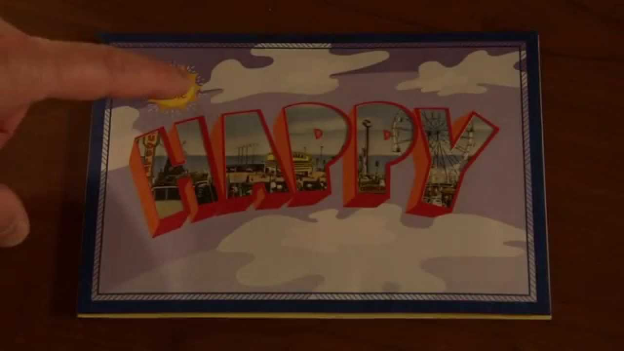 Coolest birthday card ever youtube coolest birthday card ever bookmarktalkfo Choice Image