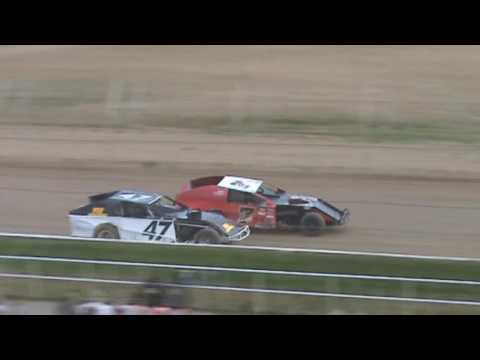 Grays Harbor Raceway, July 23, 2016, Modifieds Heat Races 1 and 2