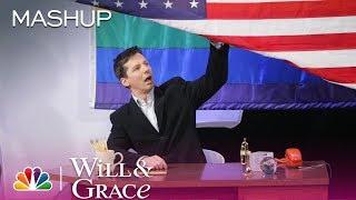 Will & Grace - Celebrate Pride Month (Mashup)