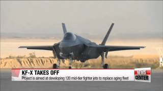 KF-X project takes off as Korea and Lockheed ink deal