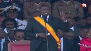 President Kenyatta cautions Judiciary against being used to promote impunity