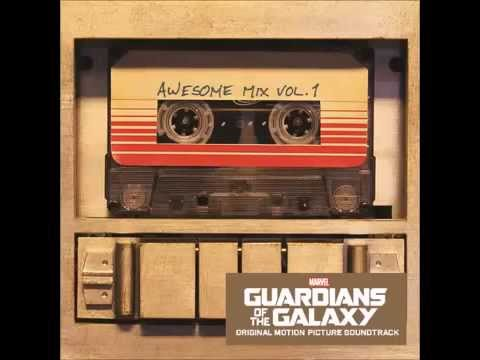 Guardiões da Galáxia Awesome Mix, Vol  1 - Todas as musicas (full soundtracks)
