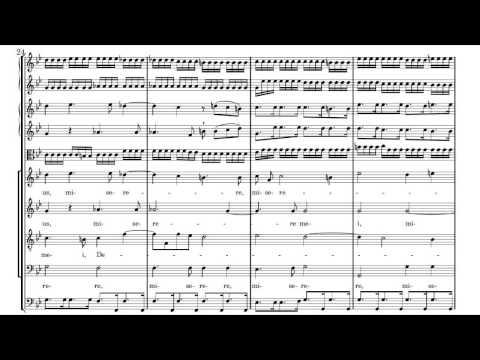 Jan Dismas Zelenka - Miserere - 1. Miserere I