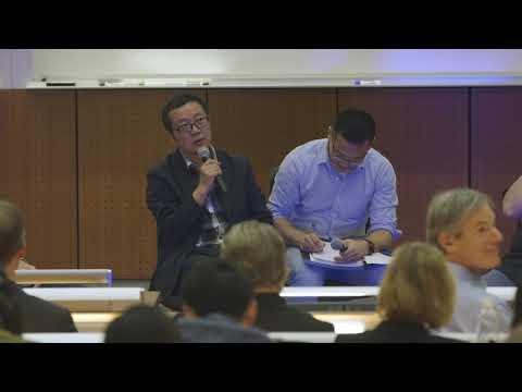 An Evening with Cixin Liu and John Scalzi at the Clarke Center