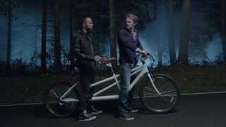 Nico Rosberg: new Mercedes A45 AMG TV Commercial with Lewis Hamilton 2013