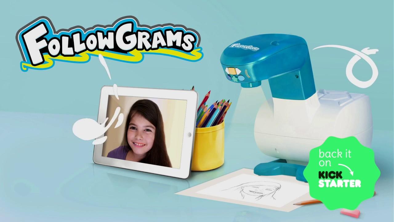 FollowGrams Kickstarter Campaign