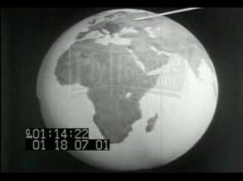 Stock Footage - SPINNING GLOBES