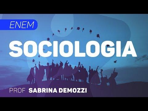 Sociologia | ENEM - Emile Durkheim | CURSO GRATUITO COMPLETO