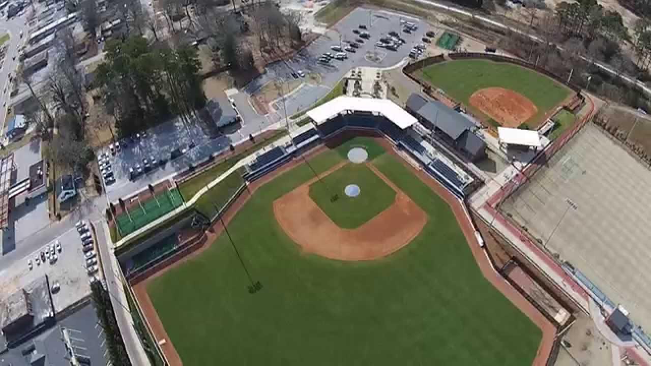 Jeff May Complex And Dolny Stadium Lander University