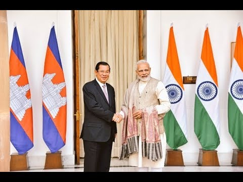 2018-01-25-28 HUN SEN, Prime Minister visit Republic of India