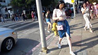 Calles del Centro Histórico de Los Angeles. Primera parte