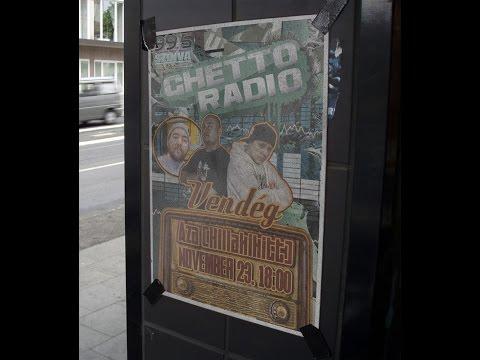 Ghetto Radio 2014 - AZA (Killakikitt) Interjú (11.23.) @ Szinva Rádió Miskolc