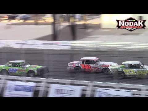 Nodak Speedway IMCA Hobby Stock A-Main (5/13/18)