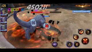 Cull Obsidian Extreme Mode Alliance Battle 400k (XAB) - Marvel Future Fight