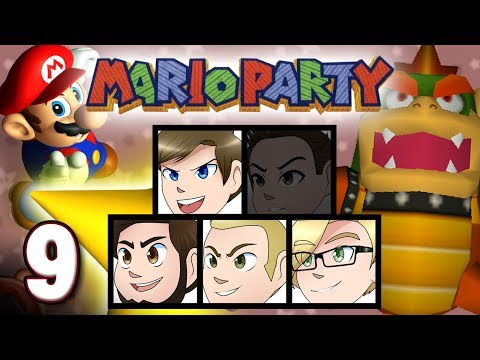 Mario Party: Peach's Cake - EPISODE 9 - Friends Without Benefits