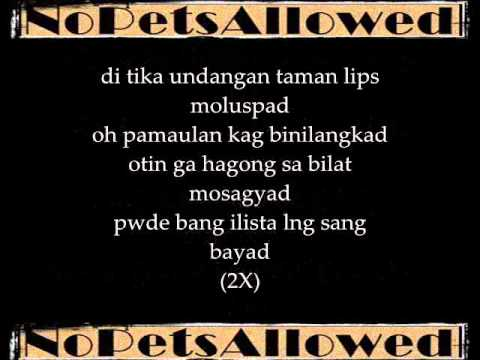 bilangkad no pets allowed mp3