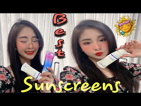 KEM CHỐNG NẮNG YÊU THÍCH MÙA HÈ NÀY ❤ The BEST Face Sunscreens For This Summer.