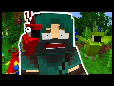 Minecraft 1.12 | NEW PARROT MOB ADDED! | Snapshot 17w13a