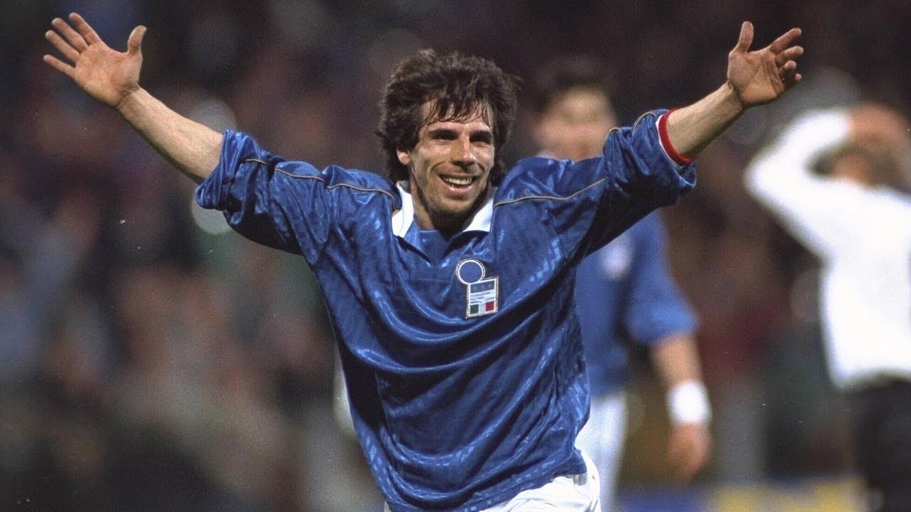 itala zola maglia 1995 | numerosette.eu