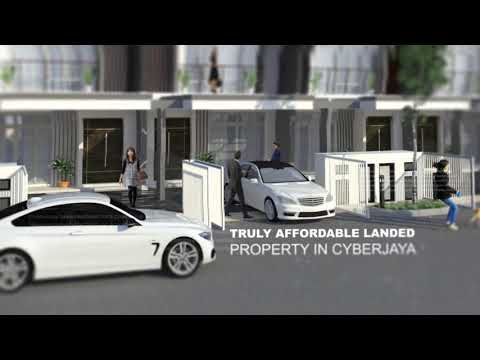 Cyberjaya Truly affordable landed property in Cyberjaya Taman Pinggiran Cyber