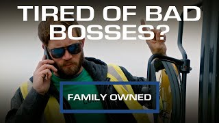 Tired of Bad Bosses?