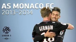 La saison de l'AS Monaco / 2013-2014