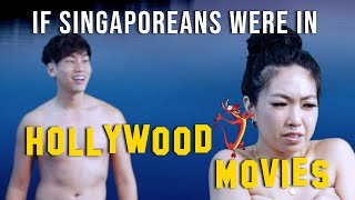 Singaporeans In Hollywood Movies