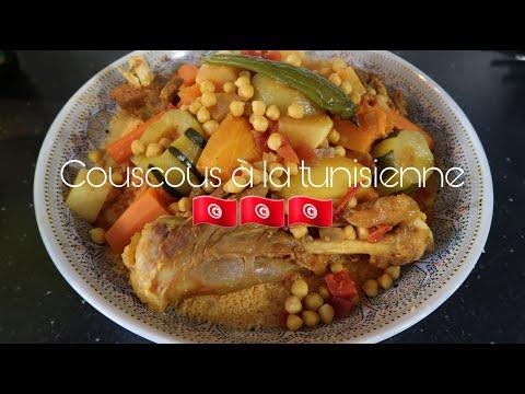 couscous-tunisien-|-recette-facile-pour-les-débutants