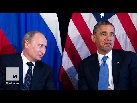 Obama and Putin: 6 Years of Awkward Encounters | Mashable News
