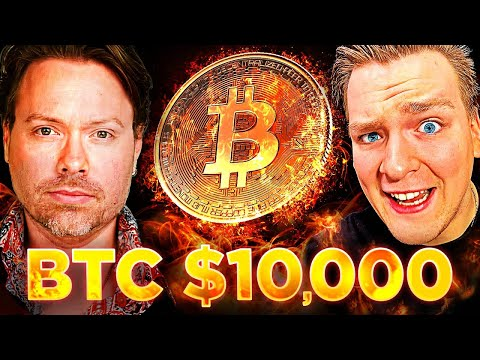 RICHARD HEART: BITCOIN $10,000 NEXT and FORKING ETH!!