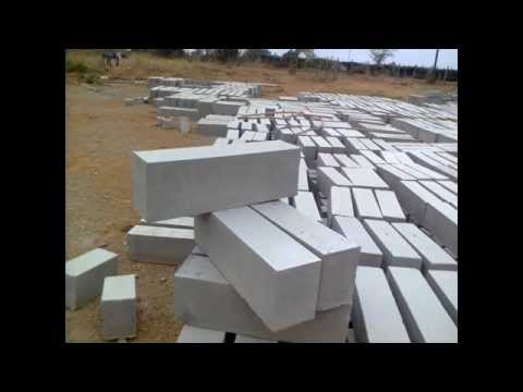 Clc Light Weight Bricks Making Machinery Production