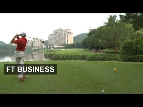 China's golfing ambitions | FT Business