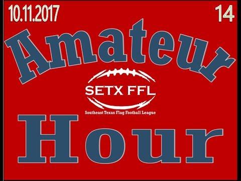 Amateur Hour - Episode 14 (10.11.2017)