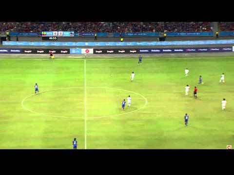 พากษ์สด บอลไทย vs เมียนม่า Seagame 2015 สิงคโปร์ 15062015