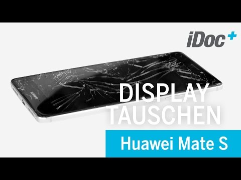Huawei Mate S - Display tauschen / screen repair