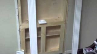 The Hidden Bookcase Door / Bt Productions