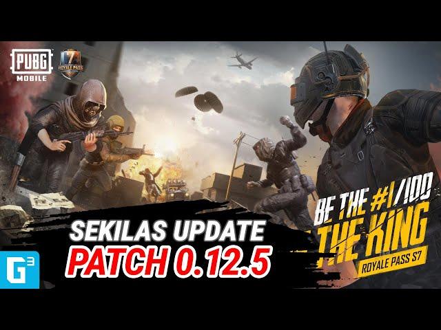 Season Baru, Senjata baru, dan Pet! - Sekilas Update Patch 0.12.5 | PUBG Mobile