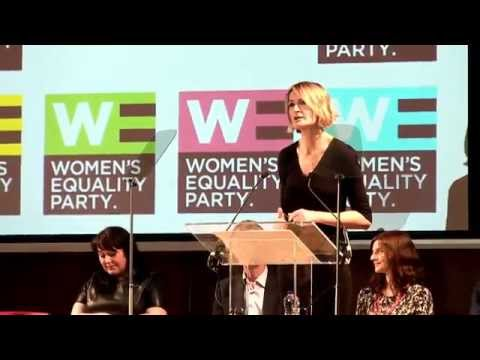 Women's Equality Party Policy Launch